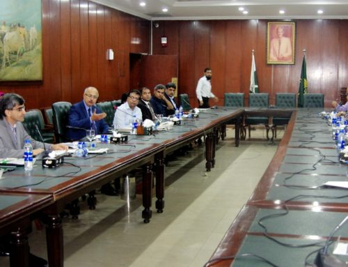 16th provincial working group meeting